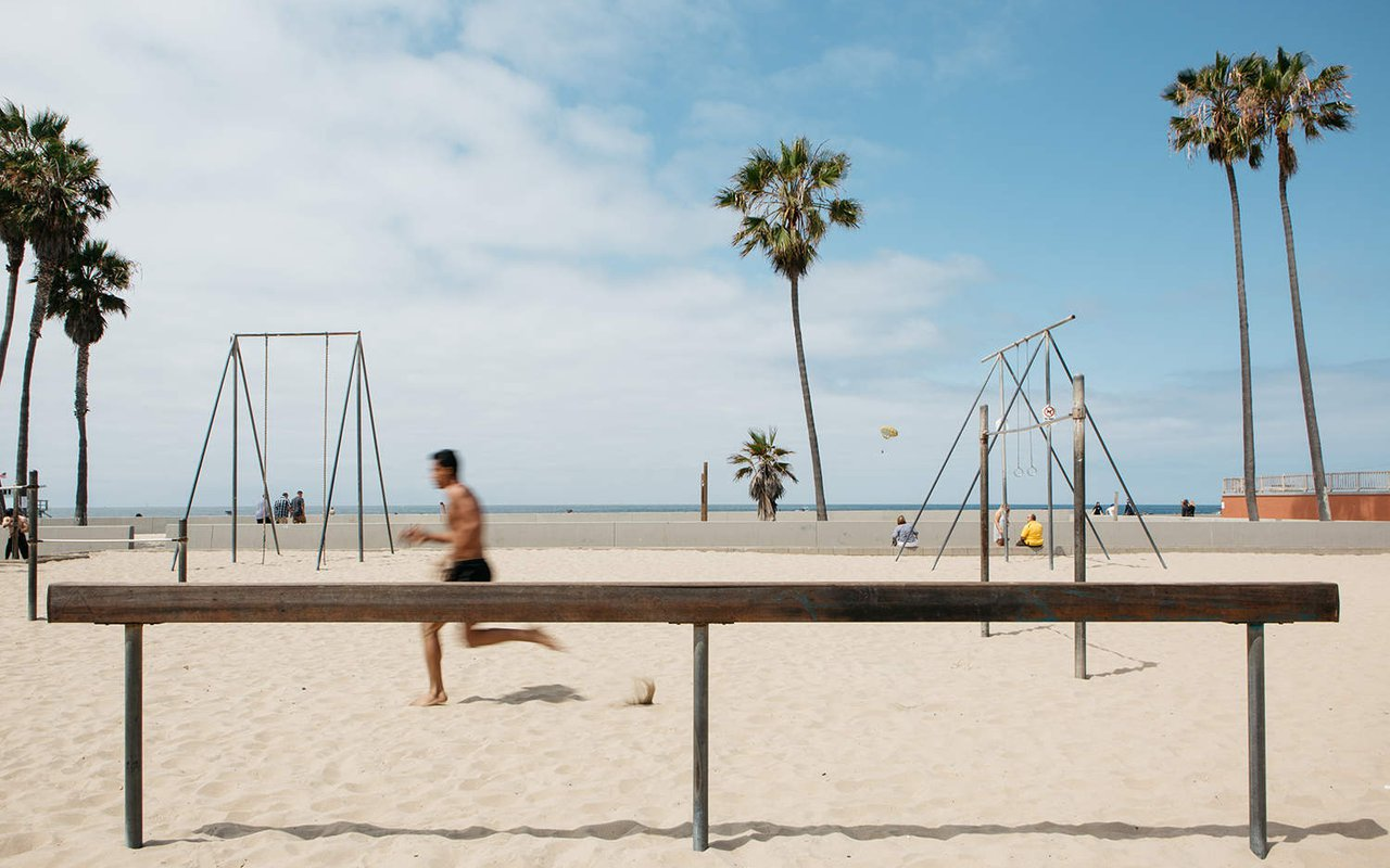 AWAYN IMAGE Venice Skate Park