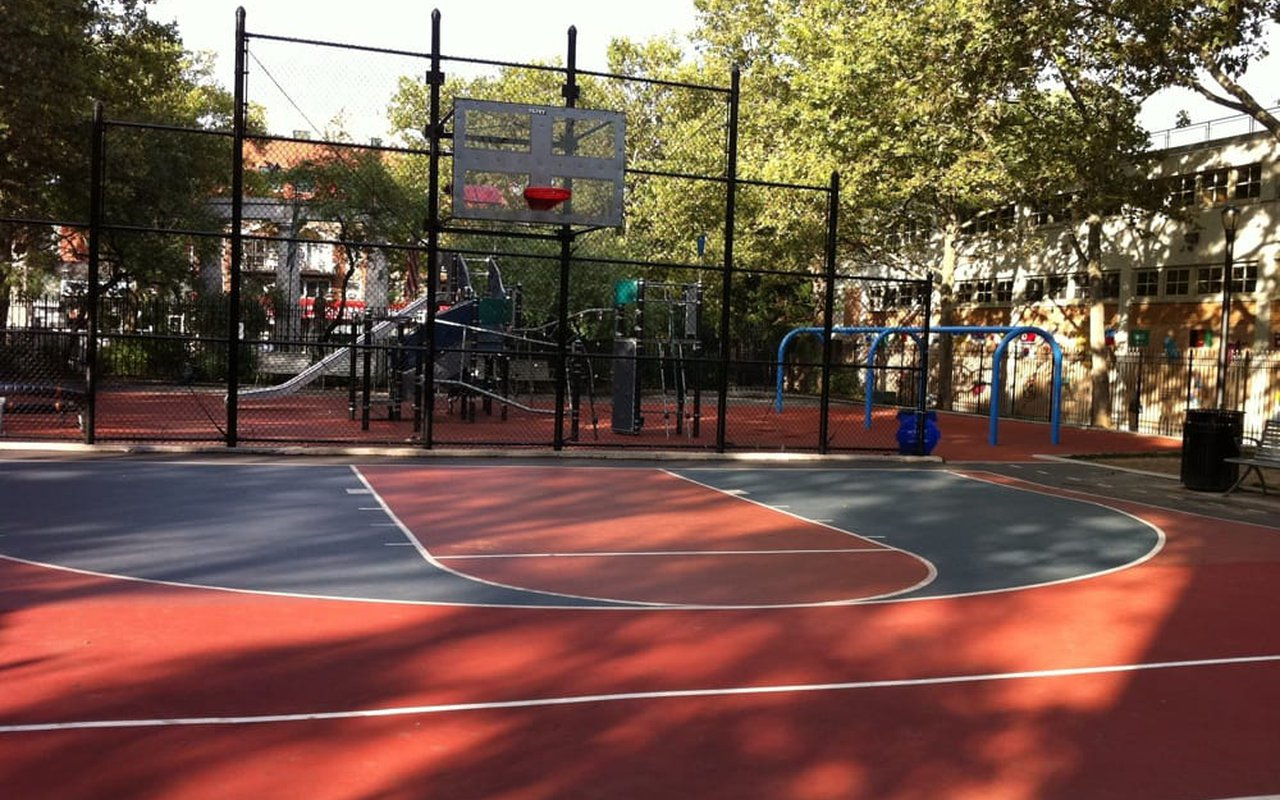 AWAYN IMAGE Astoria Park BB Court