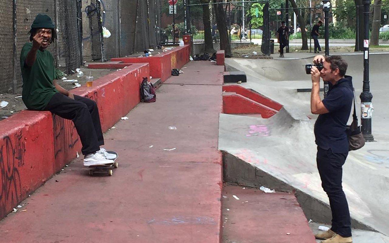 AWAYN IMAGE Skate in Coleman Playground Skate Park