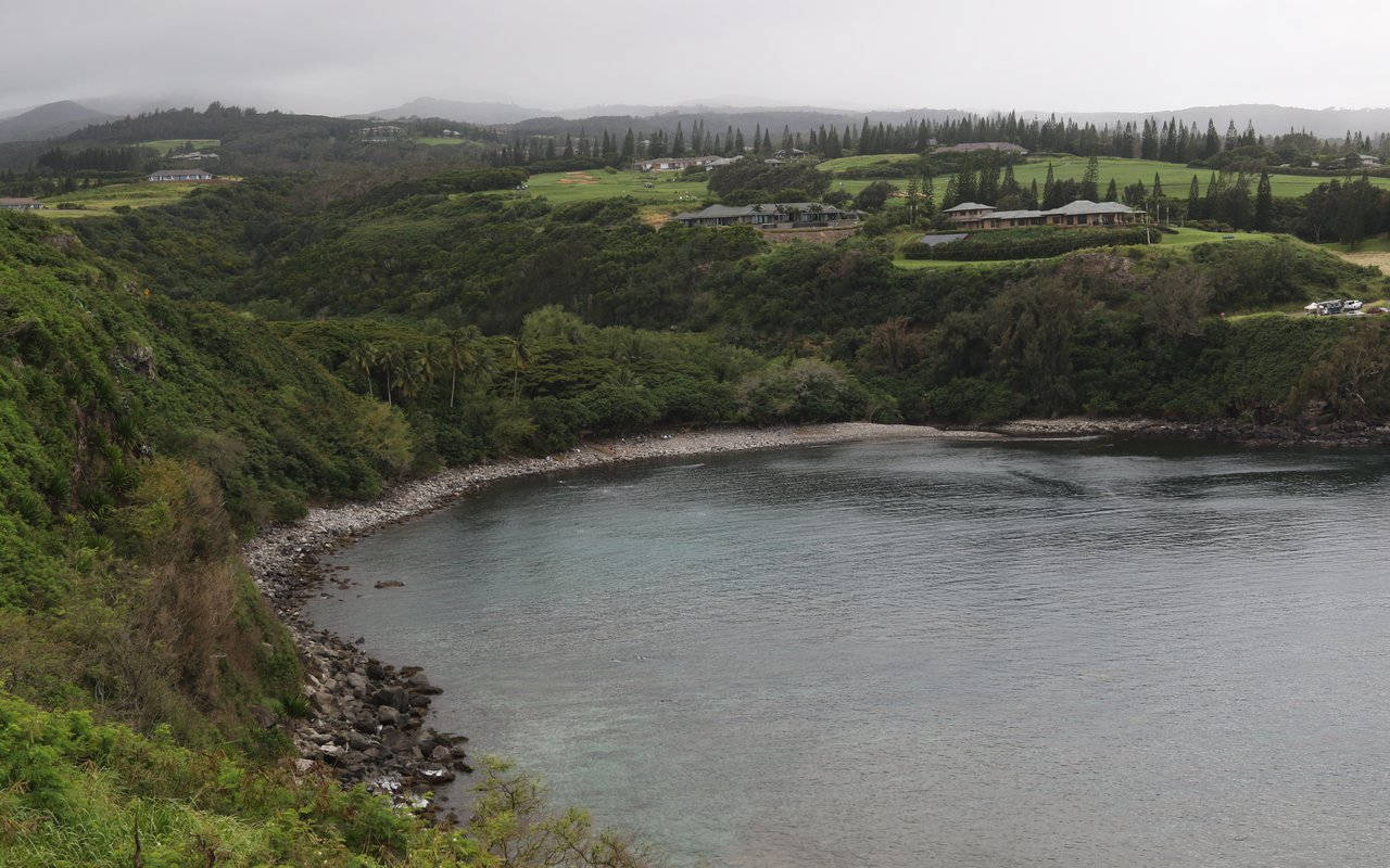 AWAYN IMAGE honokohau bay