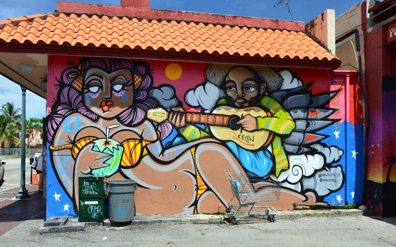 AWAYN IMAGE Visit the Little Havana, Miami