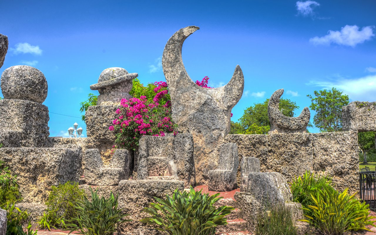 AWAYN IMAGE Explore the Coral Castle