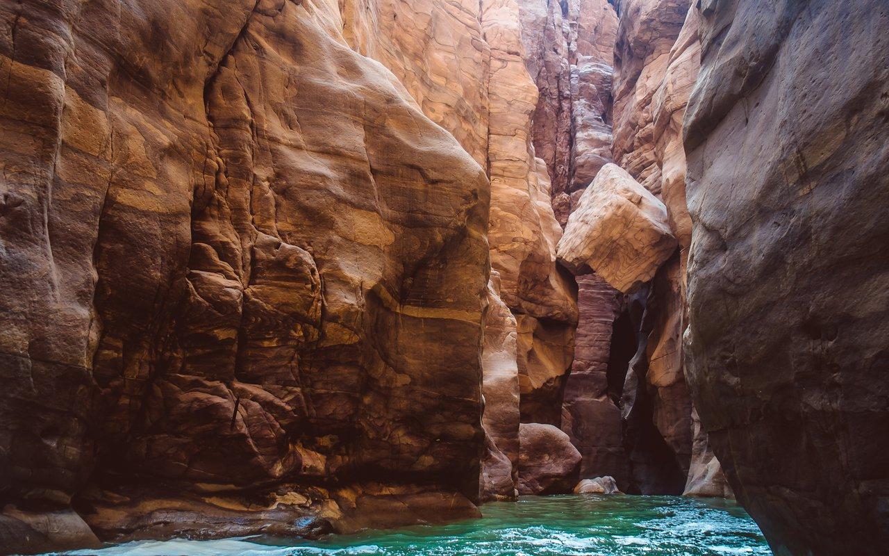 AWAYN IMAGE Wadi Mujib, Jordan