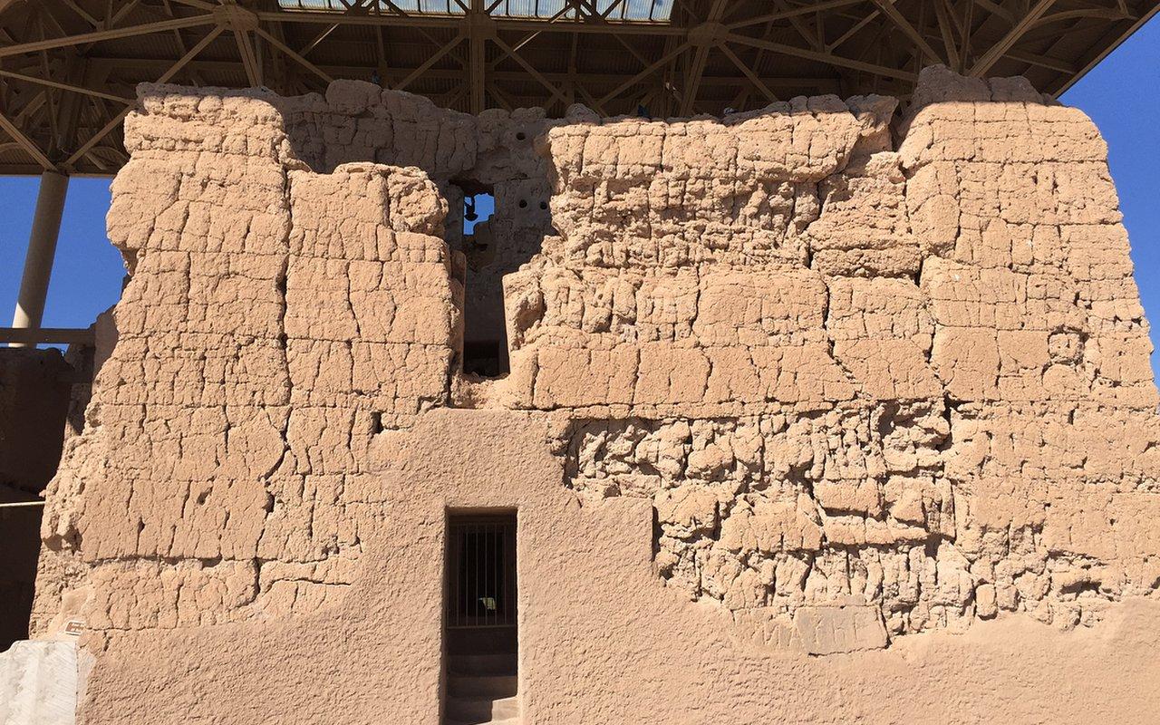 AWAYN IMAGE Photograph Casa Grande Ruins