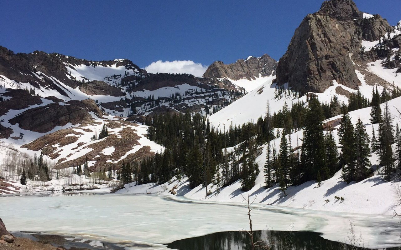 AWAYN IMAGE Lake Blanche- SL