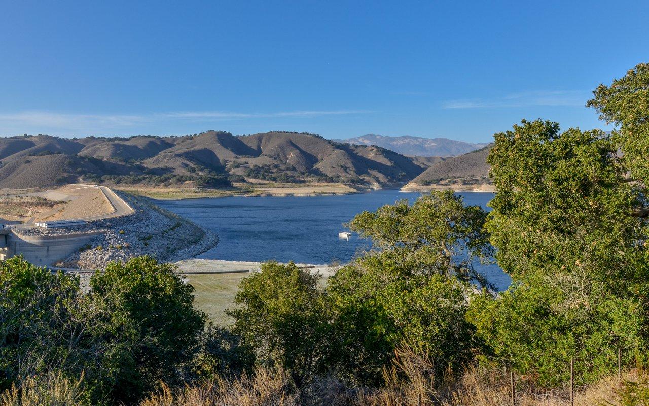 AWAYN IMAGE Lake Cachuma