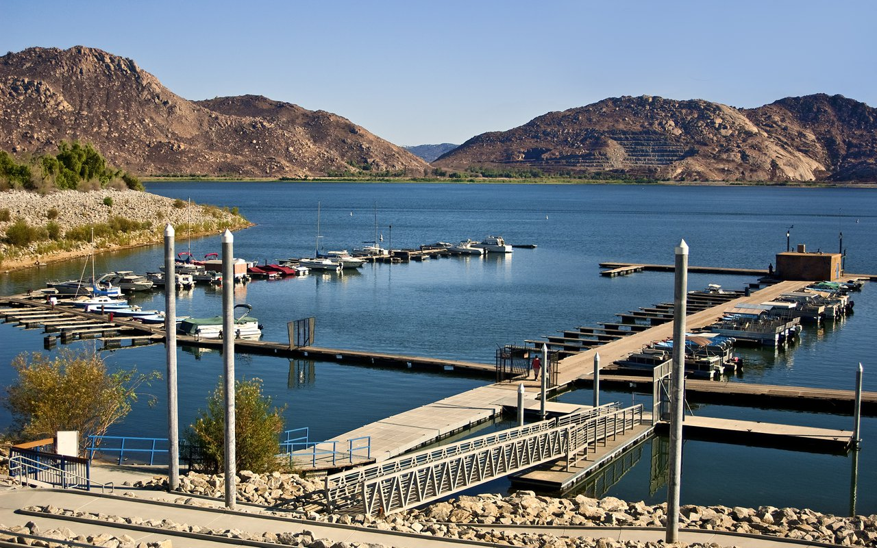 AWAYN IMAGE Lake Perris State Recreation Area