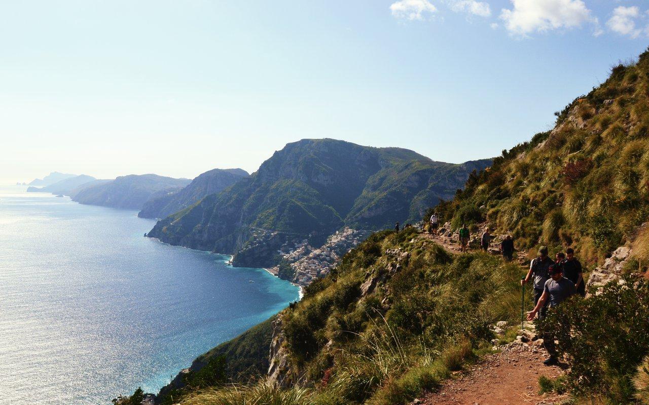 AWAYN IMAGE Sentiero degli dei ( Path of Gods)