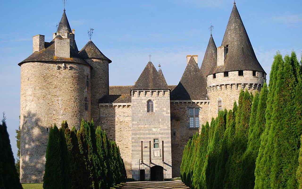 AWAYN IMAGE Château de Bonneval
