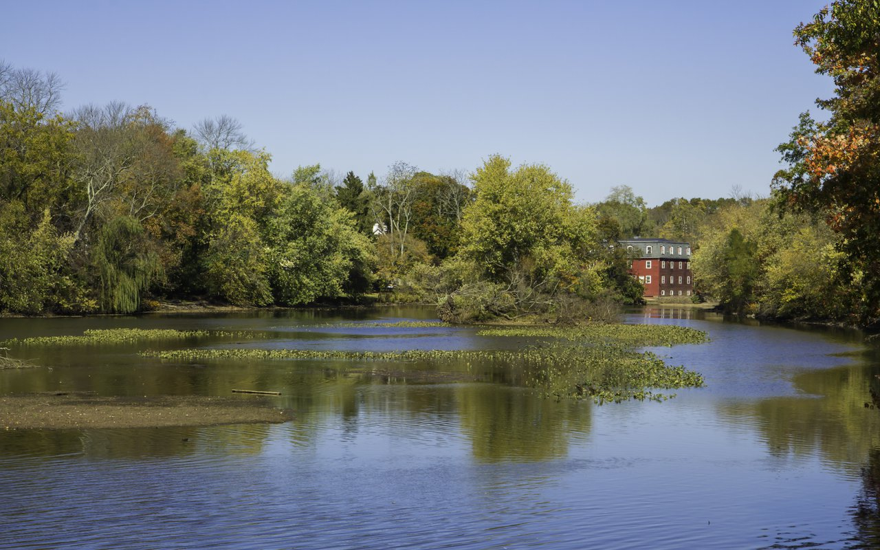 AWAYN IMAGE Tohickon Valley Park and Delaware Canal State Park