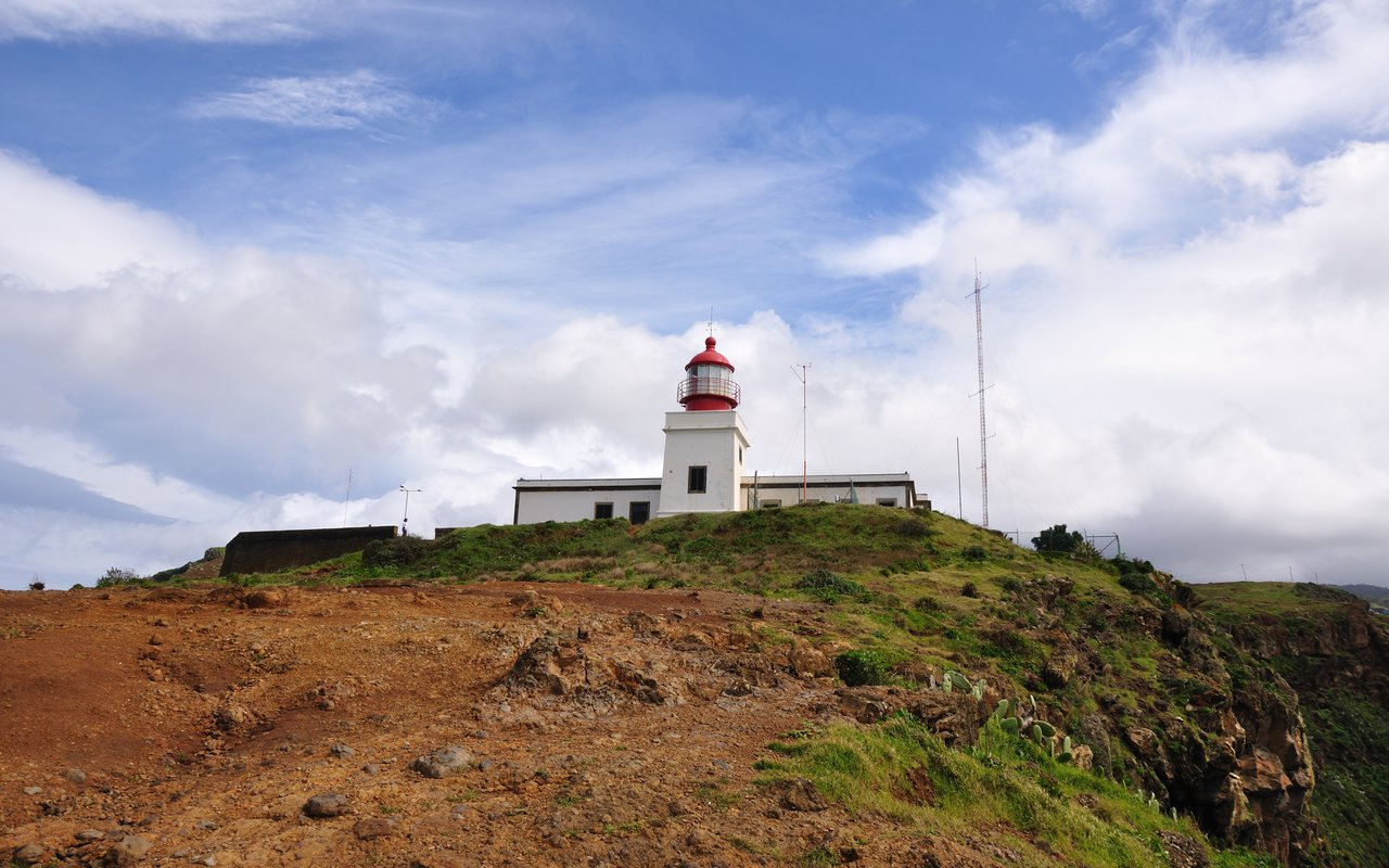 AWAYN IMAGE Ponta do Pargo Lighthouse