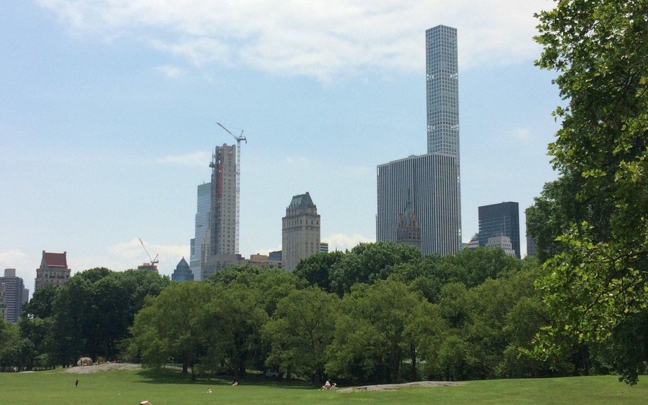AWAYN IMAGE Run/ Walk Manhattan: Central Park Trail