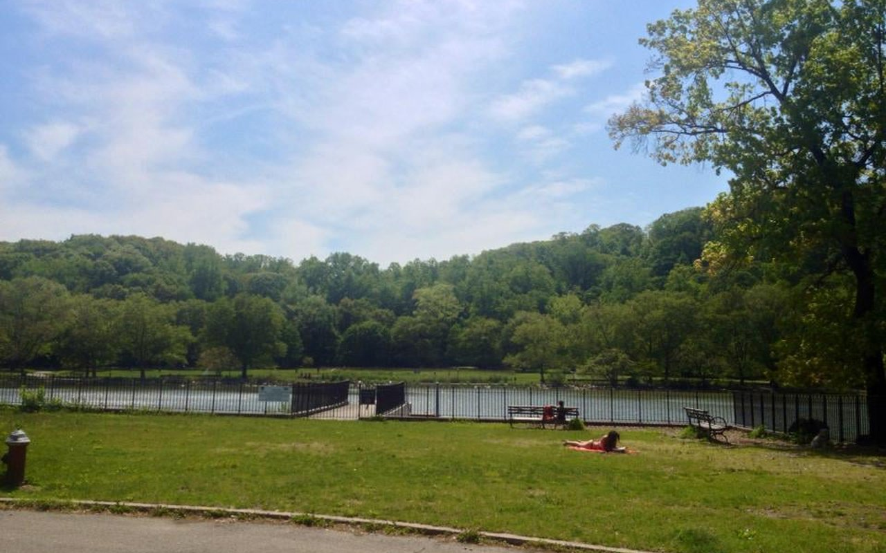 AWAYN IMAGE Walk/ Run Inwood Hill Park Trail