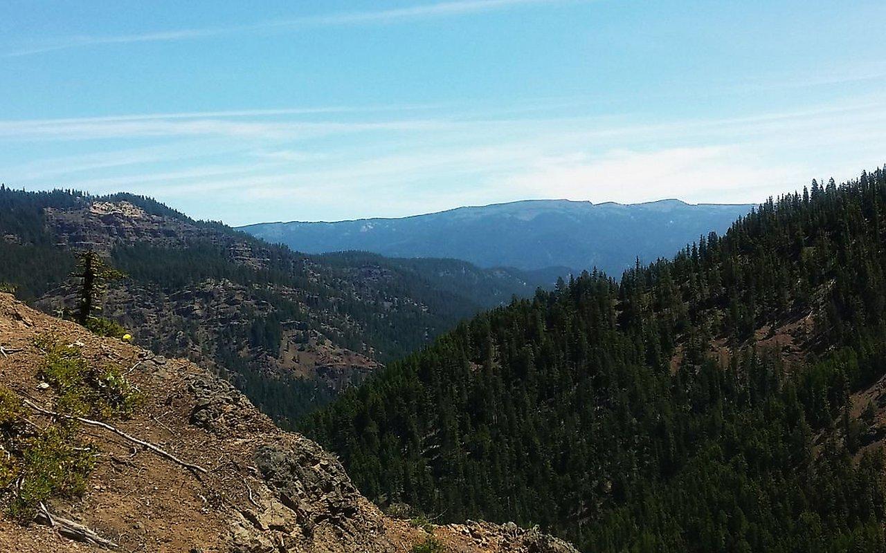 AWAYN IMAGE Goat Peak Trail