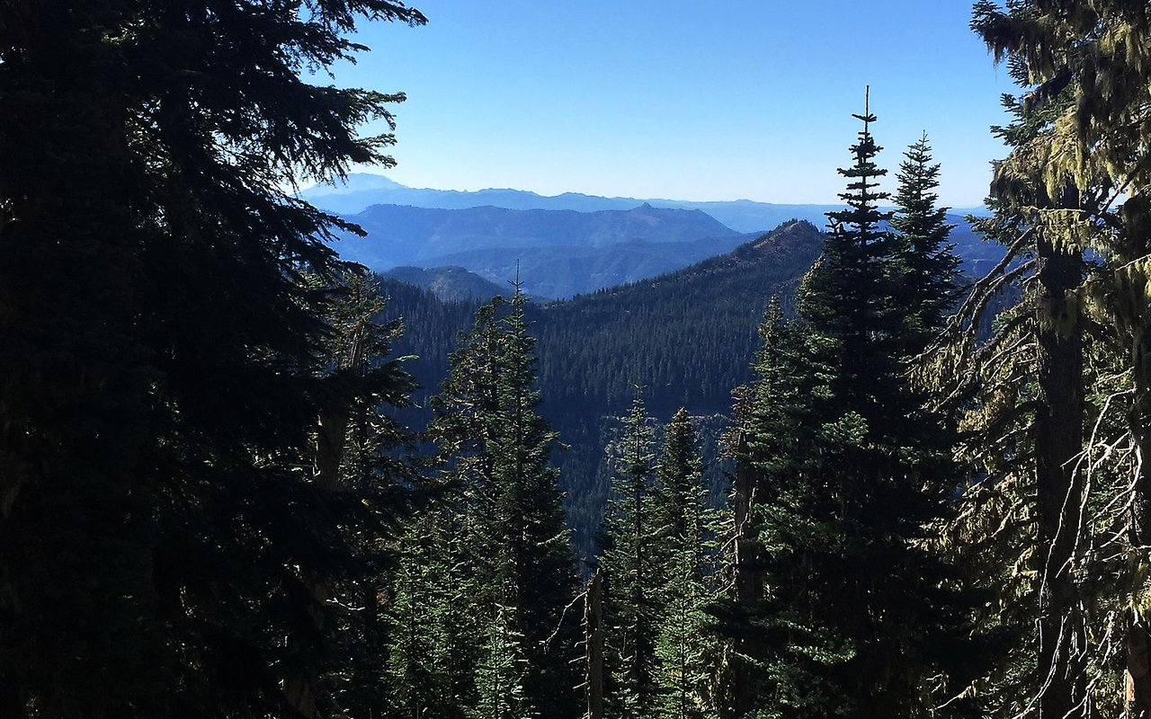 AWAYN IMAGE High Rock Lookout Trail