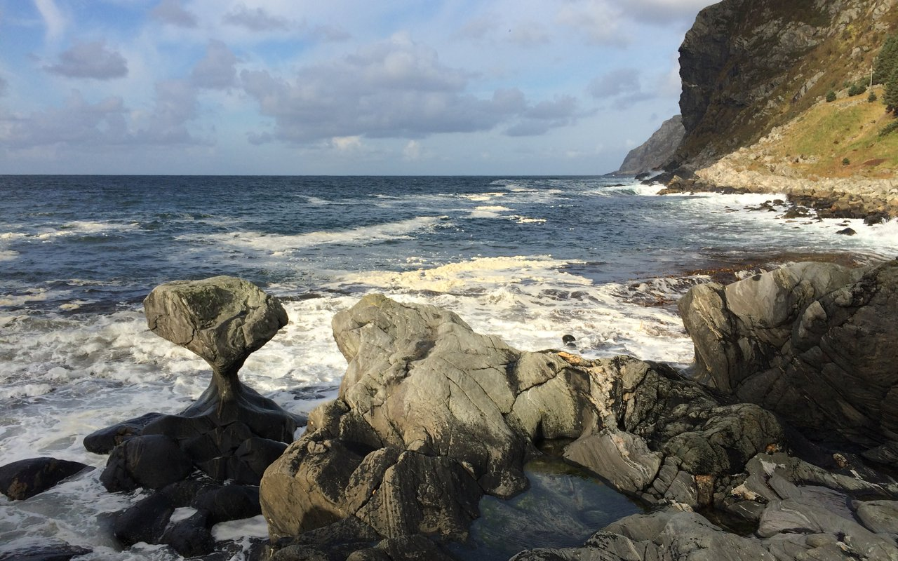 AWAYN IMAGE Photograph Kannesteinen Rock
