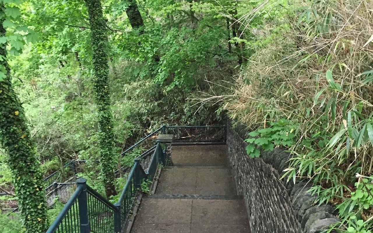 AWAYN IMAGE Lincoln Drive Trail