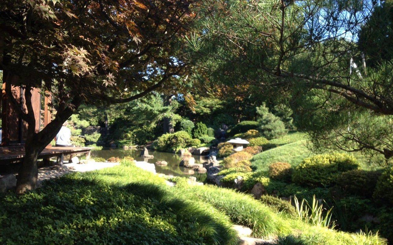 AWAYN IMAGE Shofuso Japanese House and Garden