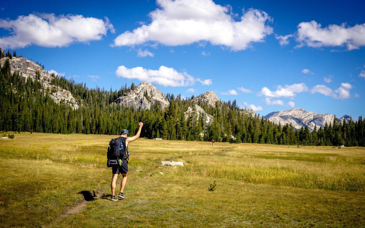 AWAYN IMAGE Tuolumne Meadows Yosemite