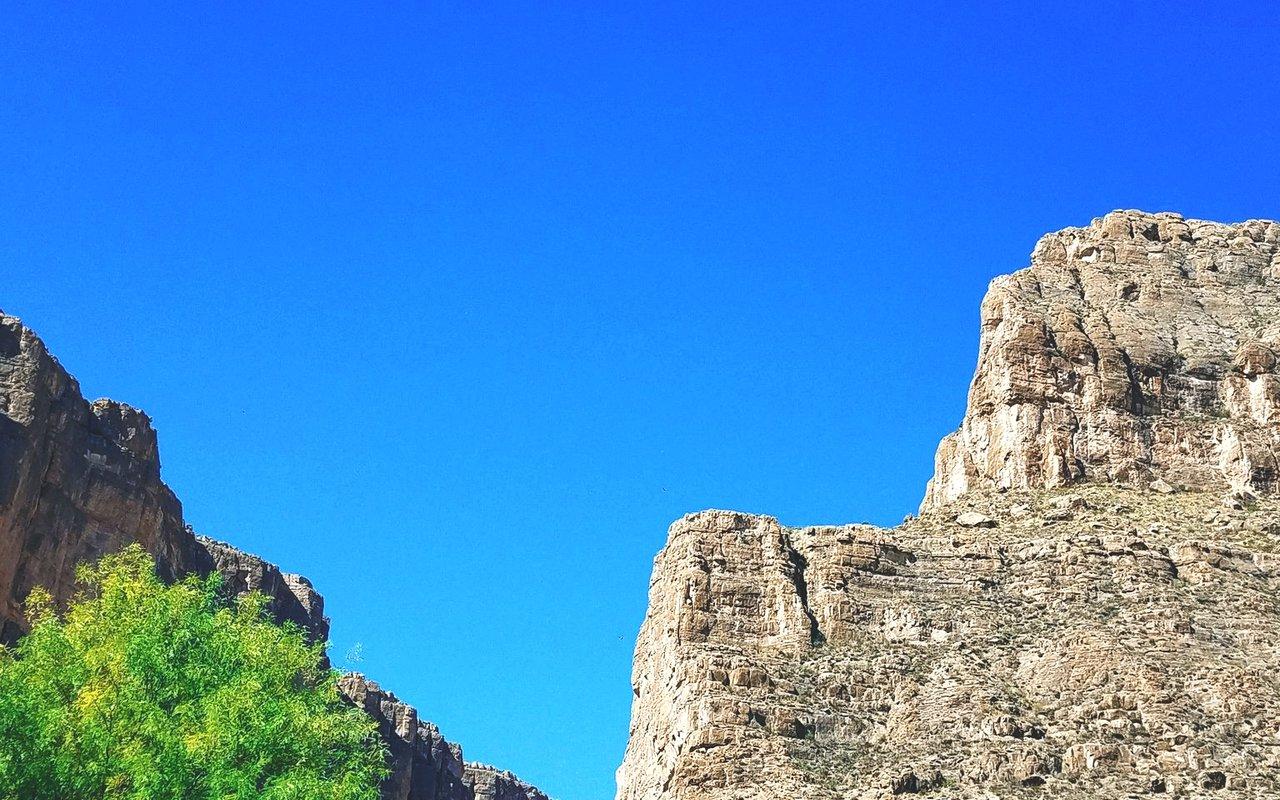 AWAYN IMAGE Santa Elena Canyon