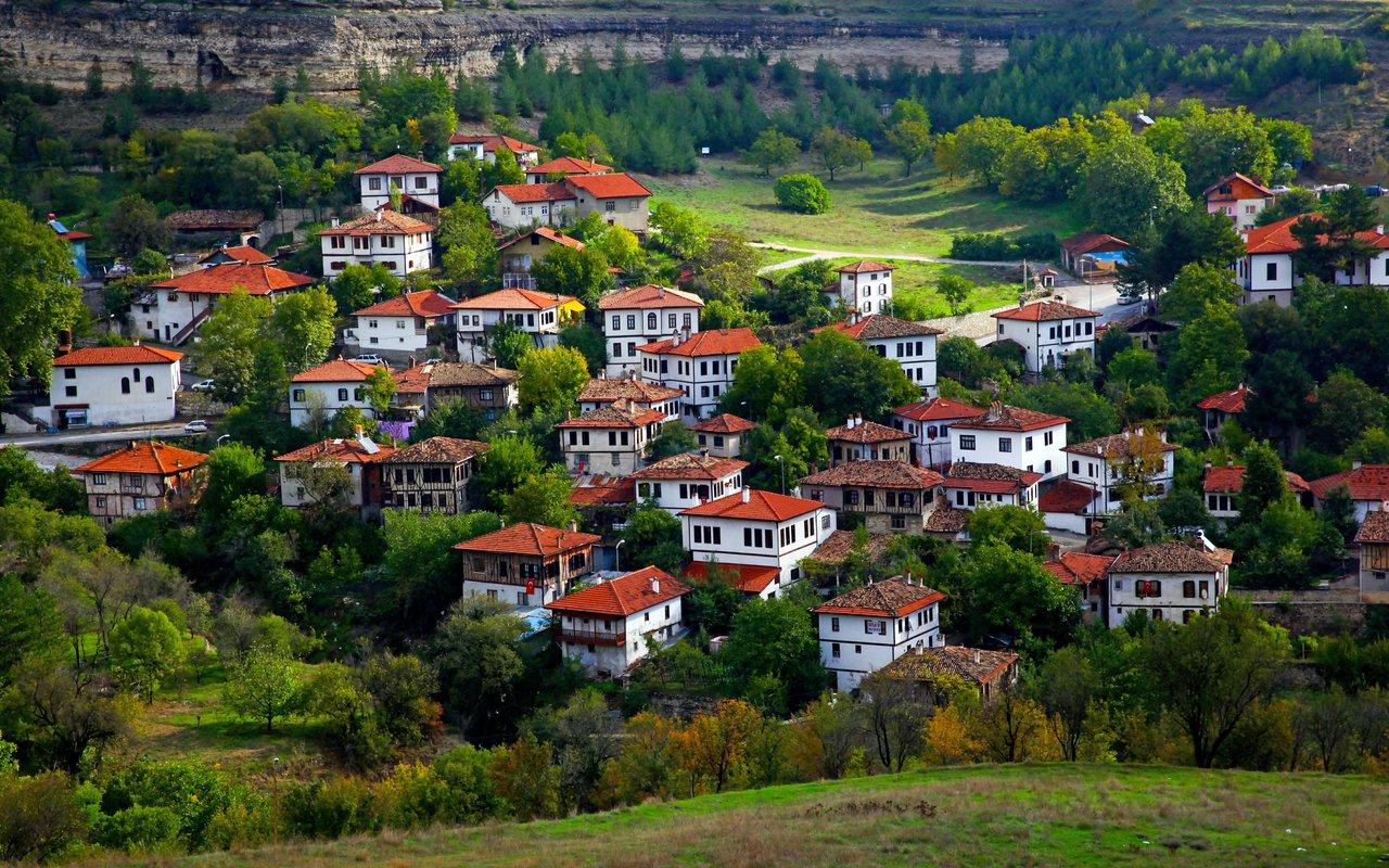 AWAYN IMAGE The Beautiful World Heritage Site of Safranbolu