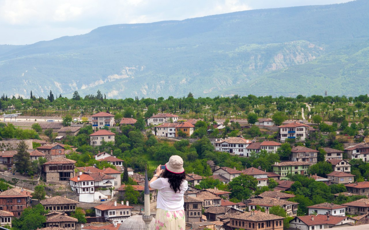 AWAYN IMAGE The Beautiful World Heritage Site of Safranbolu