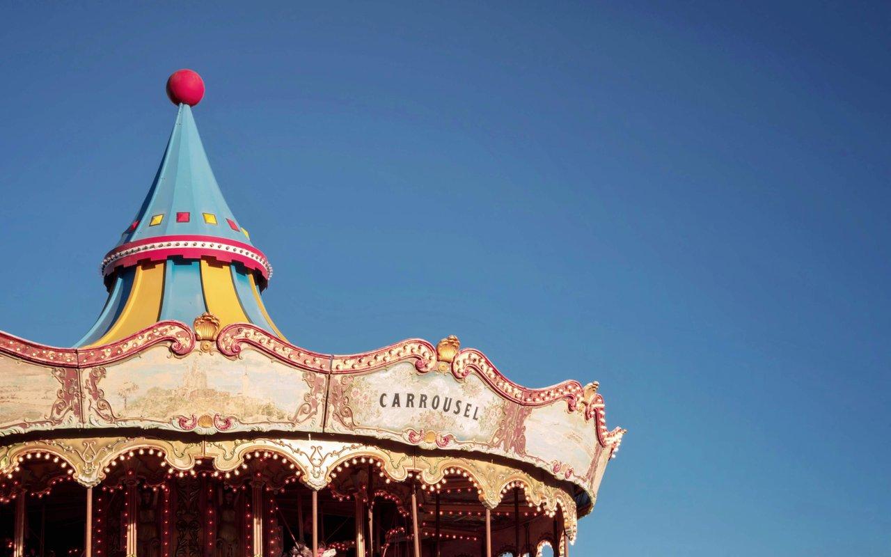 AWAYN IMAGE Tibidabo Amusement Park