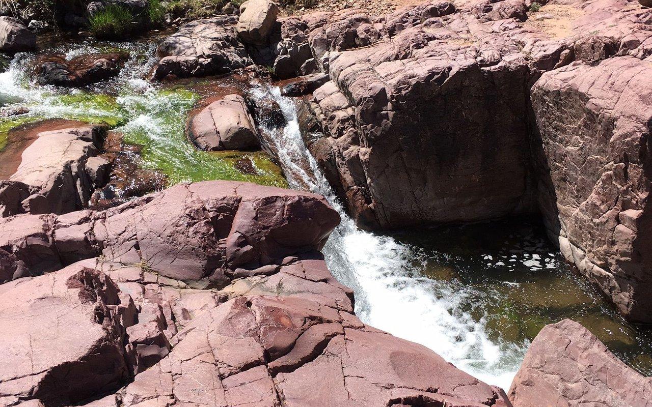 AWAYN IMAGE Box Canyon Trail
