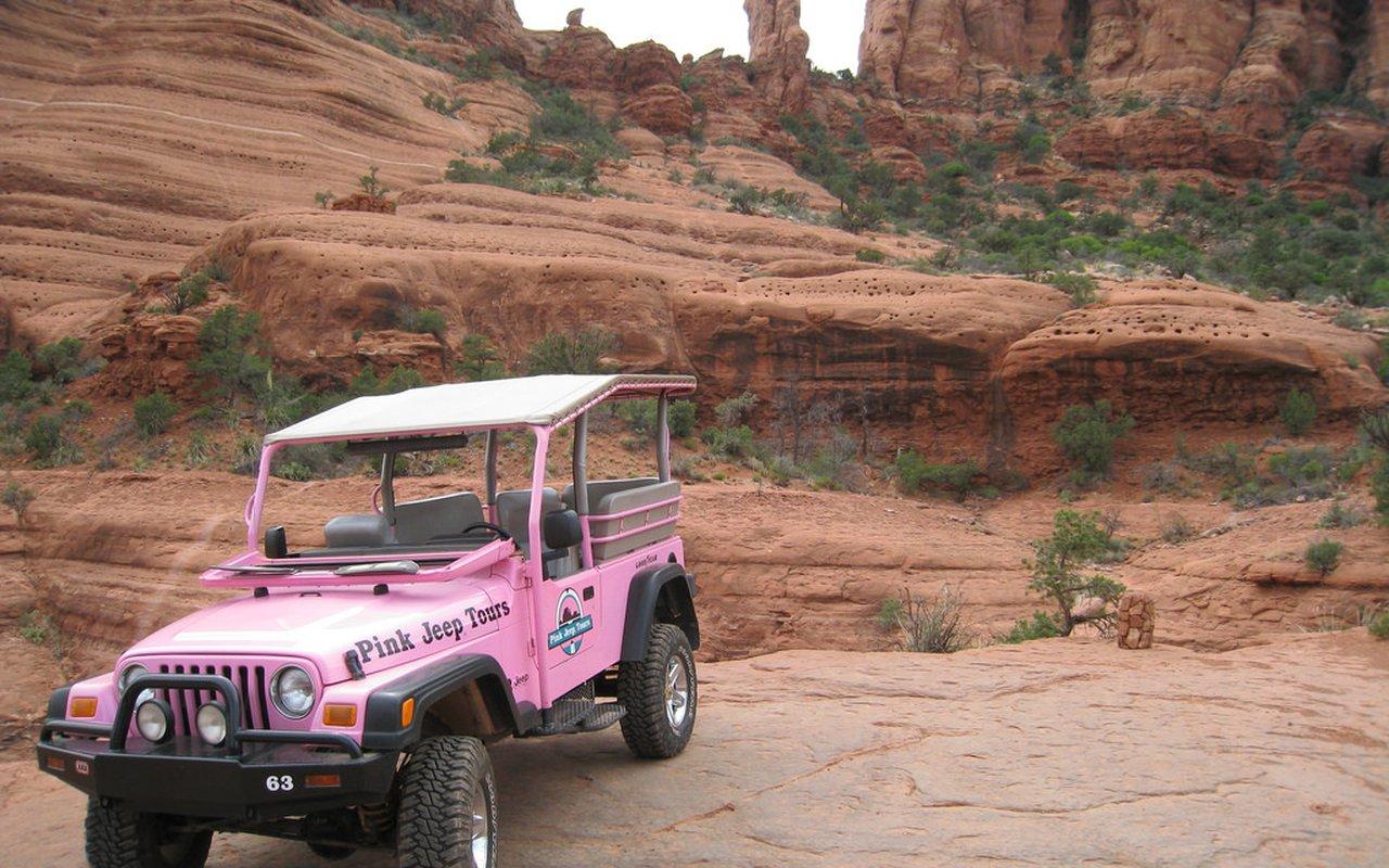 AWAYN IMAGE Pink Jeep Tours of Sedona
