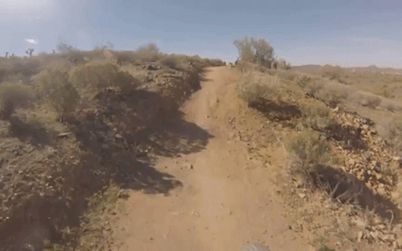 AWAYN IMAGE Ocotillo/Ridgeback/Sidewinder Loop Trail