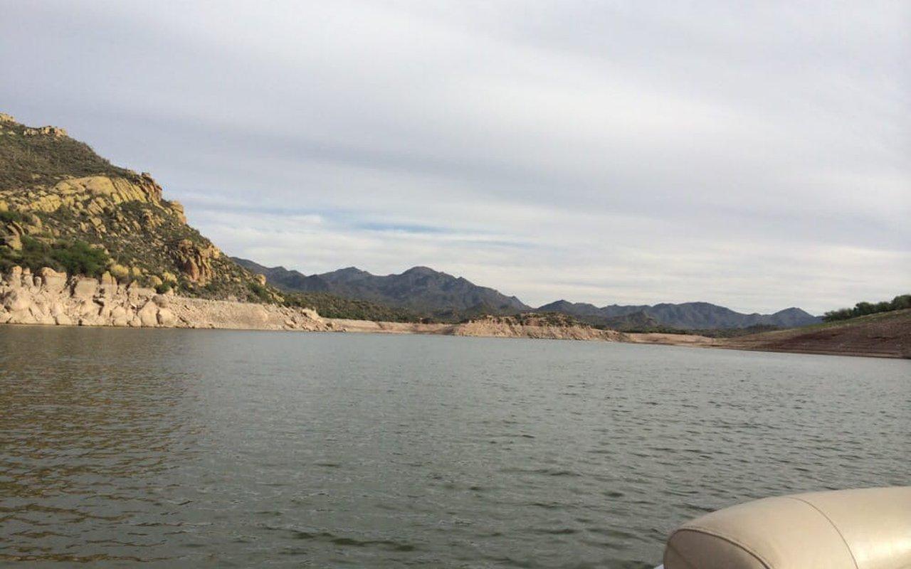 AWAYN IMAGE Bartlett Lake