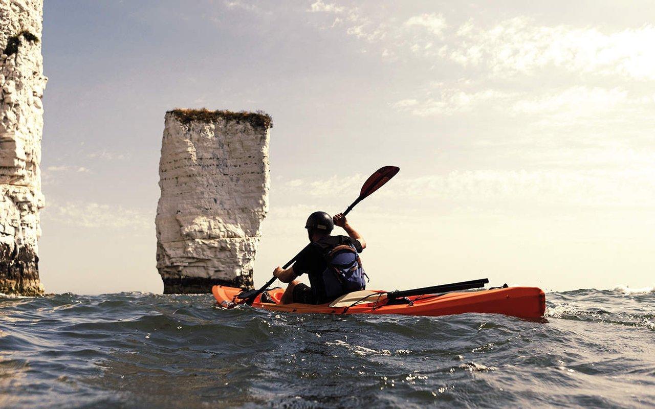 AWAYN IMAGE Dorset, England Kayak Magic