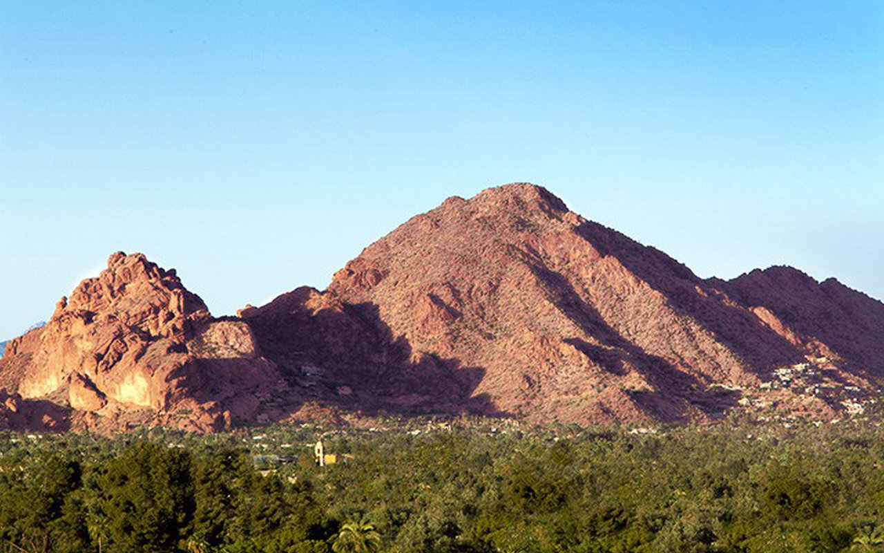 AWAYN IMAGE Camelback Mountain