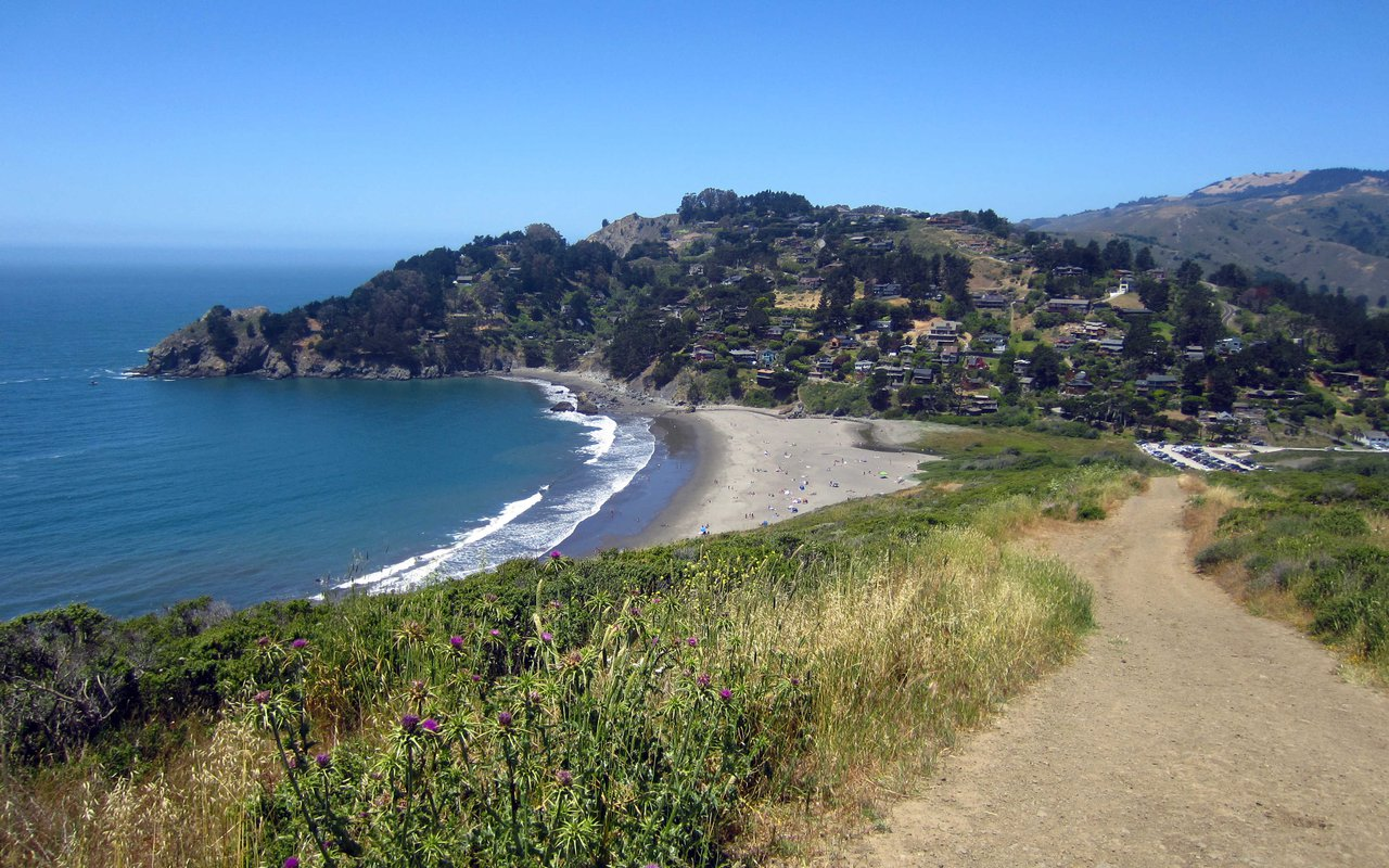 AWAYN IMAGE Muir Beach Golden Gate National