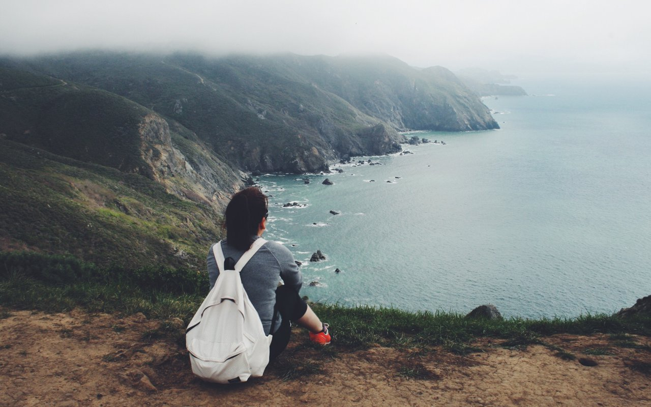 AWAYN IMAGE Hike the Muir Beach Golden Gate National Trail
