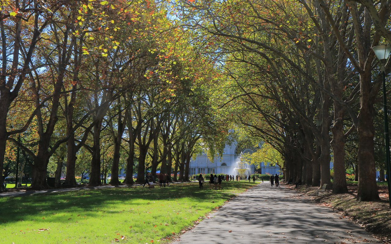 AWAYN IMAGE Carlton Gardens
