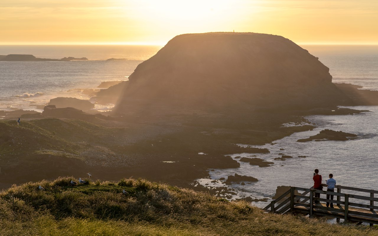 AWAYN IMAGE Nobbies Point-  Phillip Island