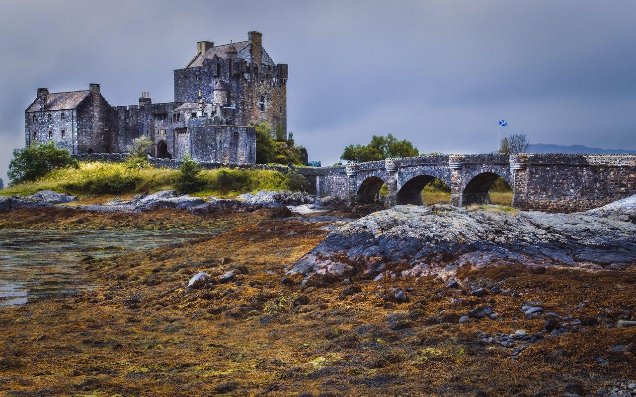 AWAYN IMAGE eilean donan castle