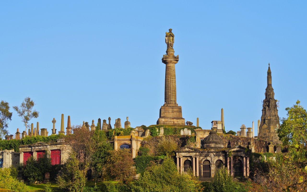 AWAYN IMAGE Glasgow Necropolis