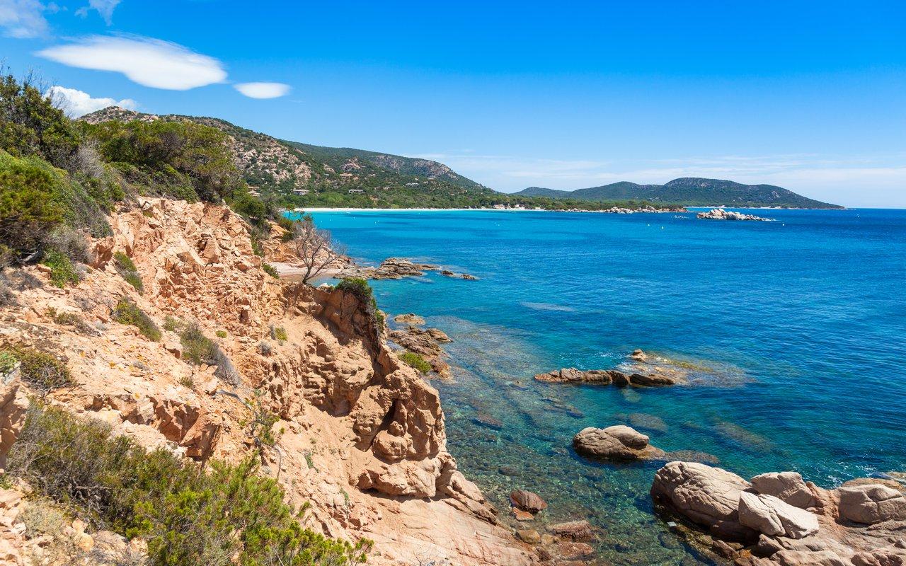 AWAYN IMAGE Corsica Island