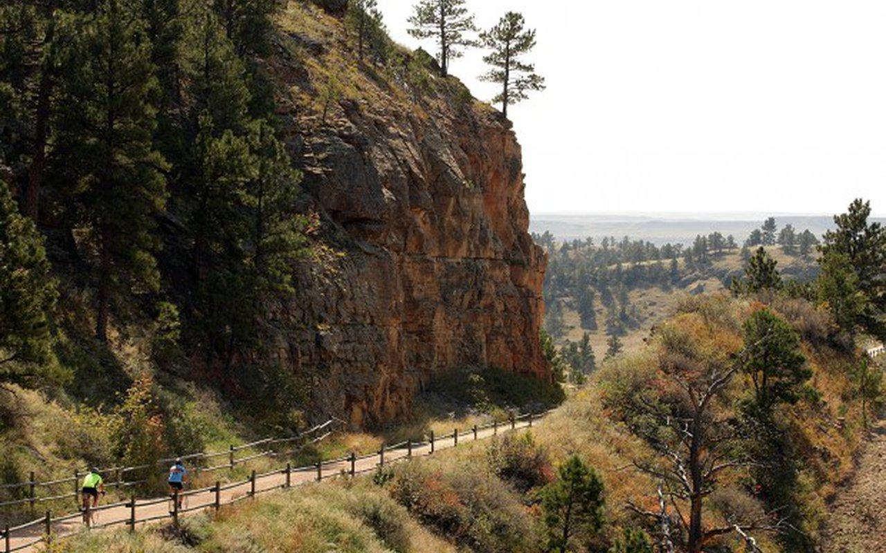 AWAYN IMAGE George S. Mickelson Trail