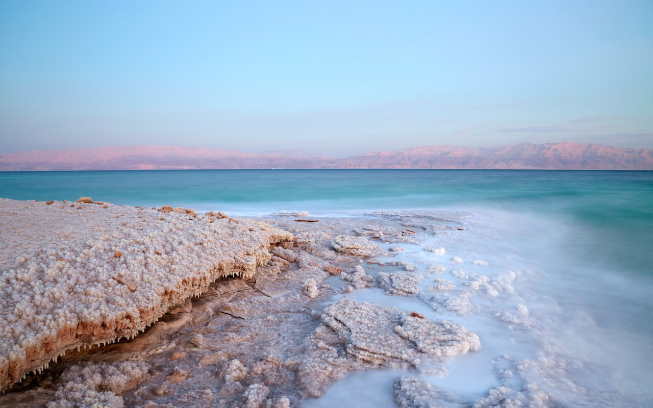 AWAYN IMAGE Swim in Dead Sea
