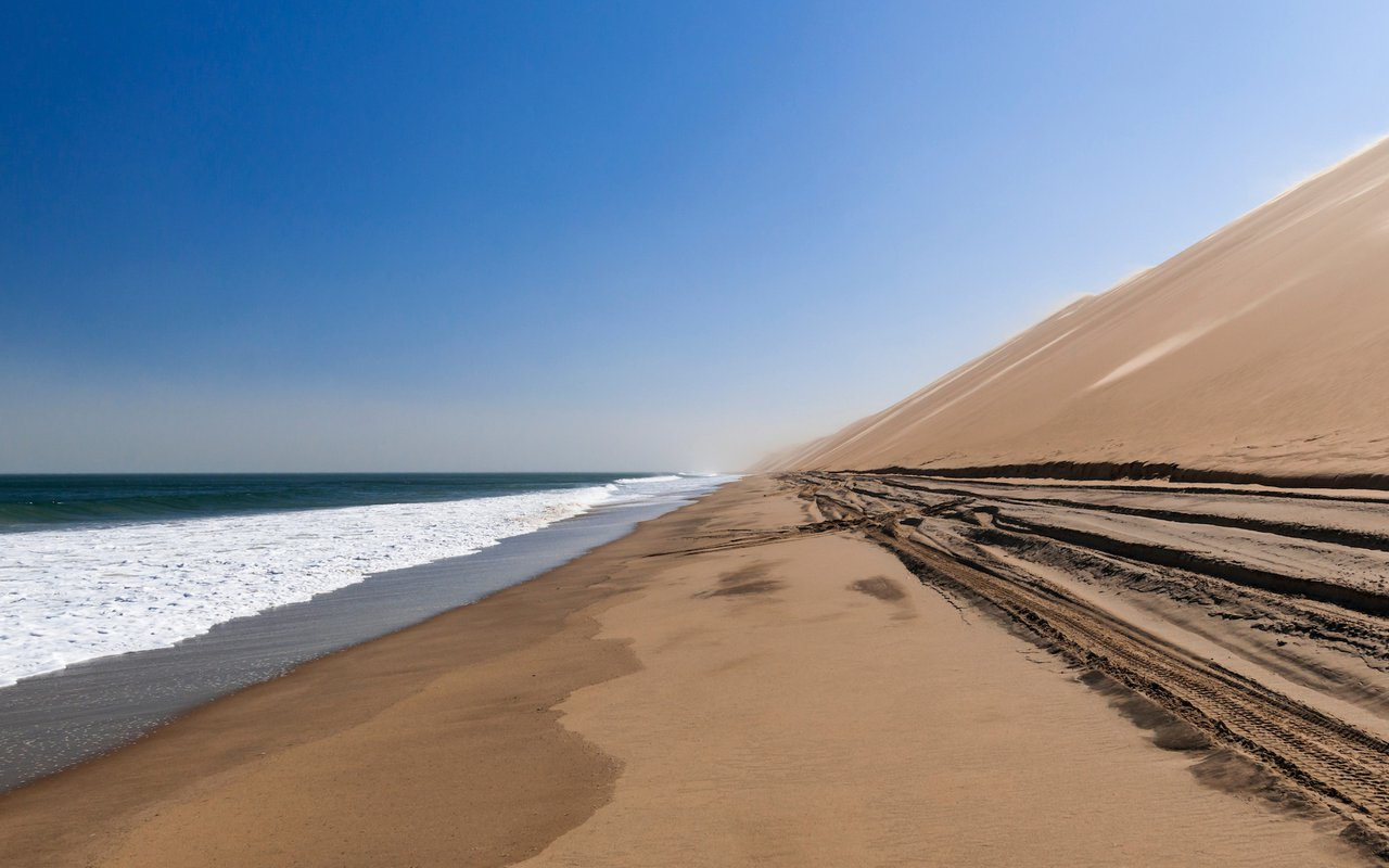 AWAYN IMAGE Skeleton Coast Park