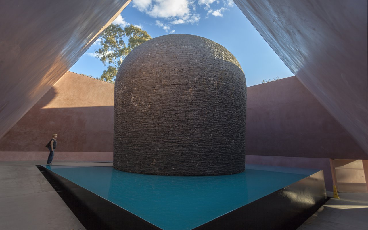 "AWAYN IMAGE ""Within Without"" James Turrell Skyspace"
