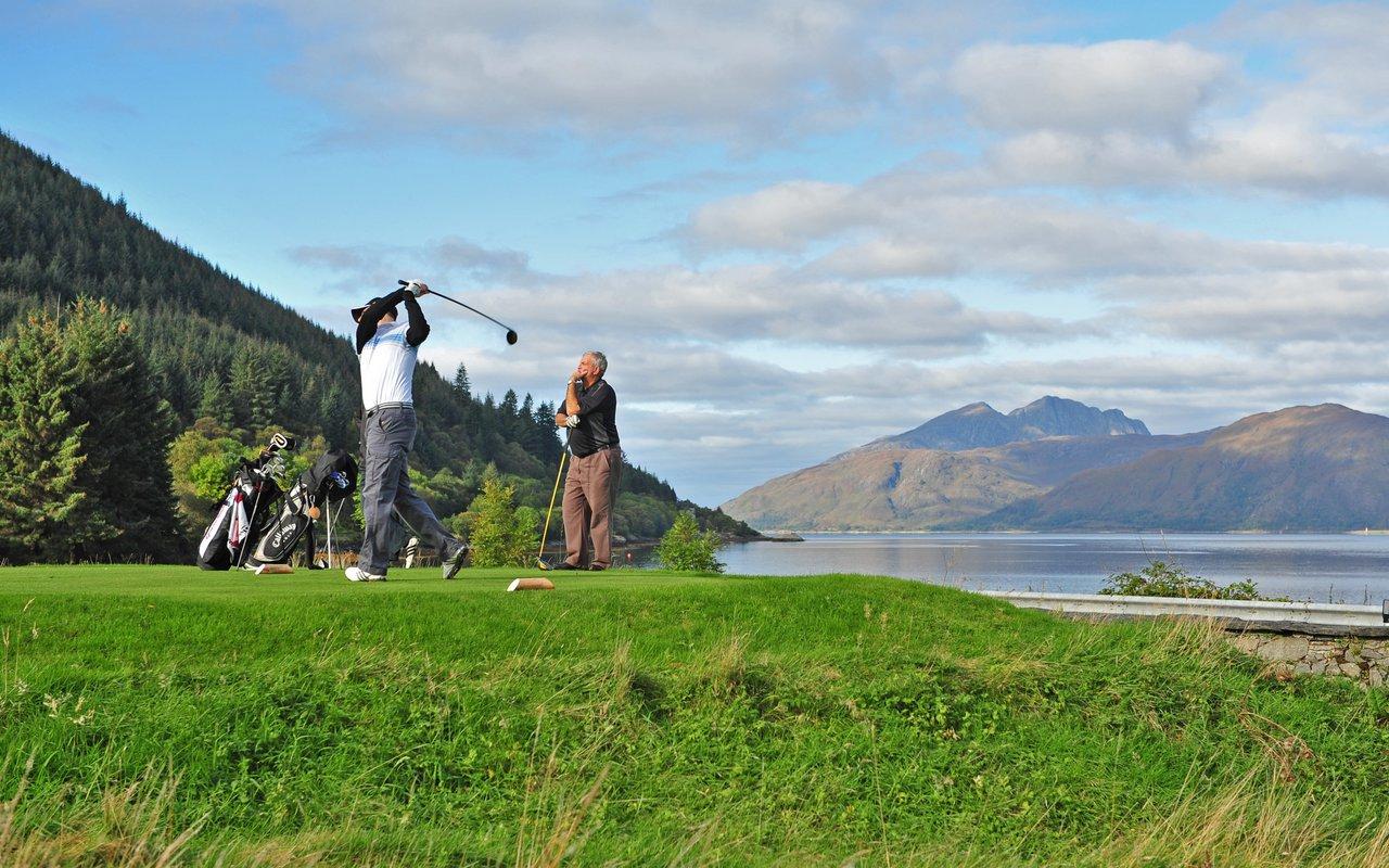 AWAYN IMAGE Loch Linnhe