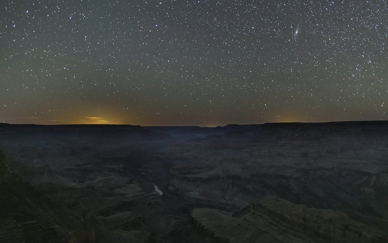 AWAYN IMAGE Camping, and Milky way photography in Mohave, Grand Canyon