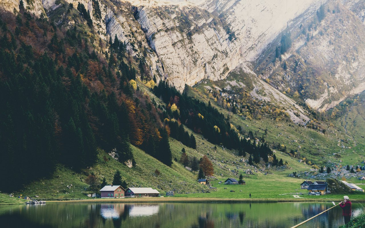 AWAYN IMAGE Santis der Berg (Urnaesch)