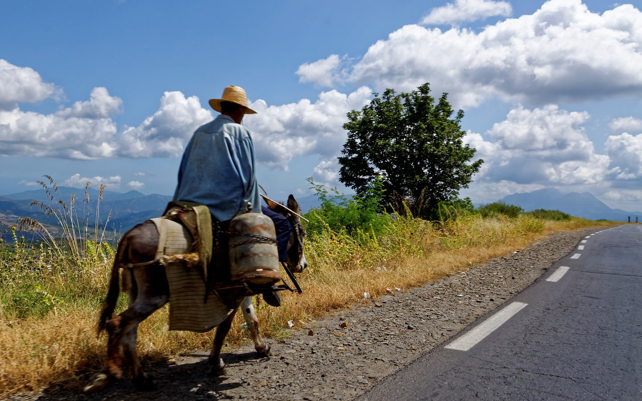 AWAYN IMAGE Hiking trip to Parc National De Gouraya
