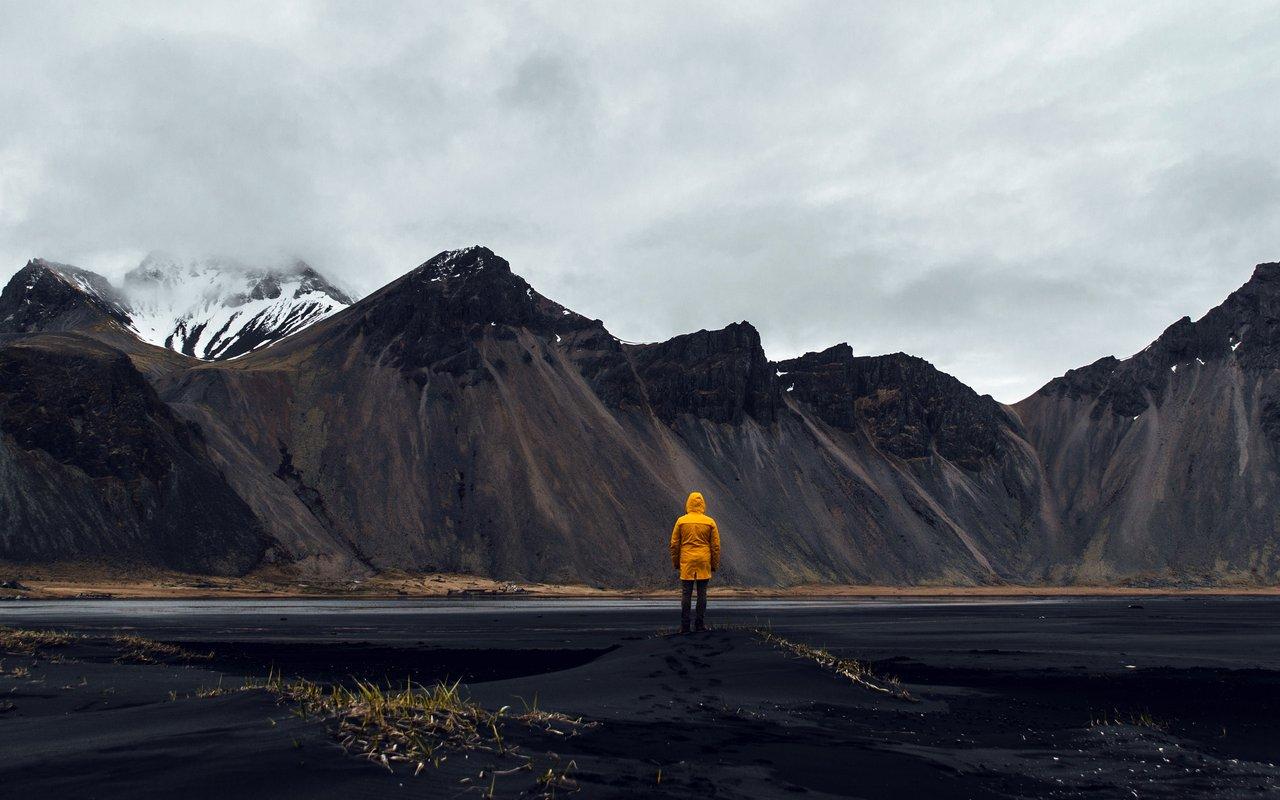 AWAYN IMAGE Stokksnes Vatnajokull National Park
