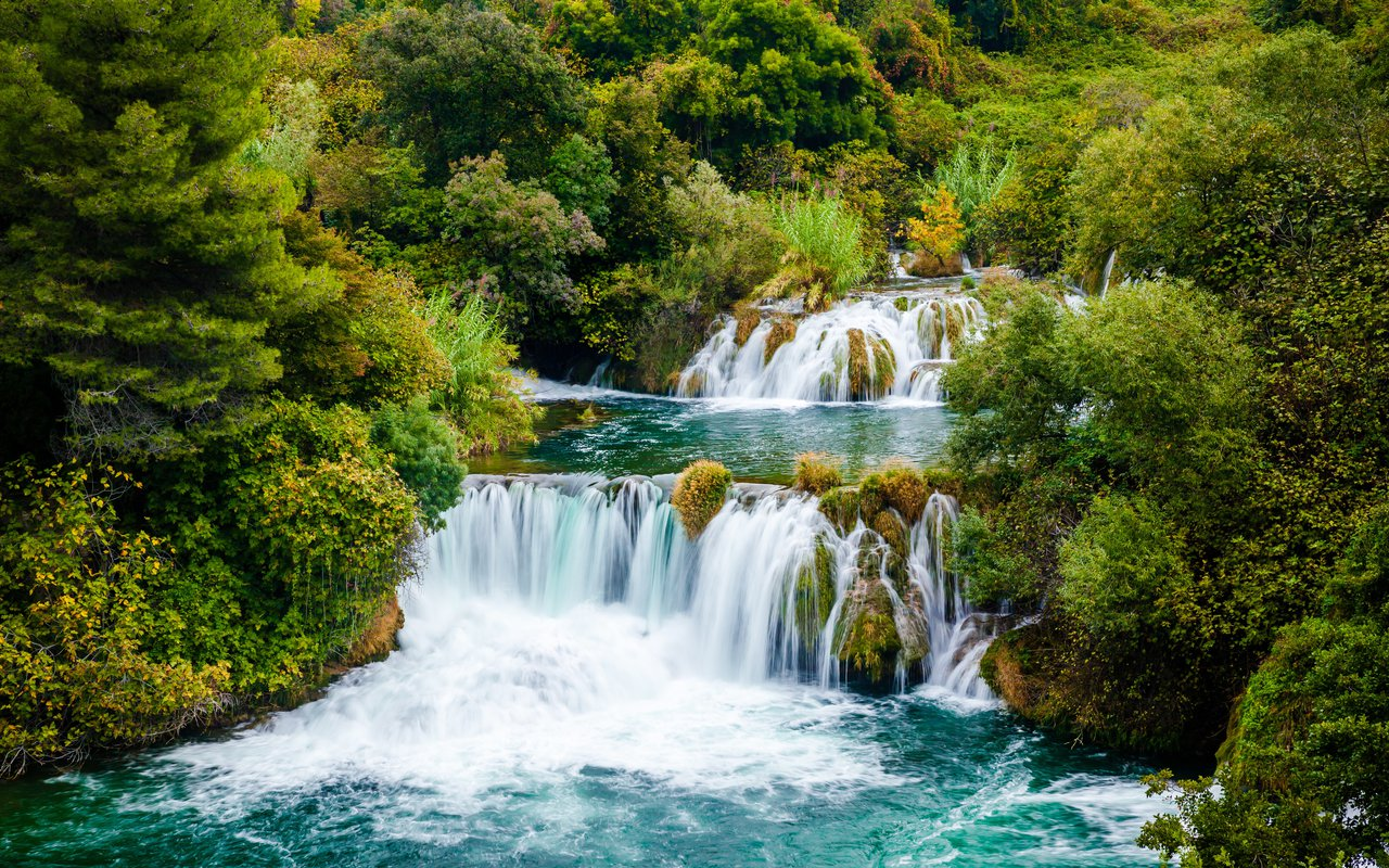 AWAYN IMAGE Krka National Park